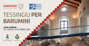 Sardegna, dal 26 luglio al 6 ottobre la mostra Tessingiu per Barumini