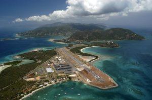 Isole Vergini Americane, nuovi collegamenti dagli Stati Uniti