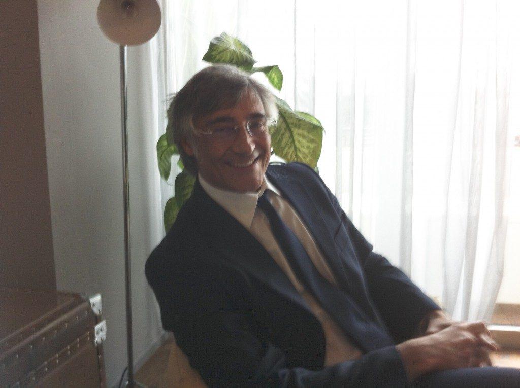 Marco Berettini  direttore commerciale di Go World