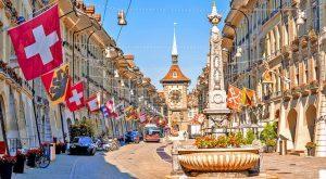 Svizzera, pernottamenti in forte crescita nell'estate 2017