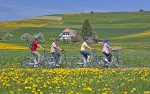 Svizzera sulle due ruote, circuiti in e-bike a Berna e dintorni