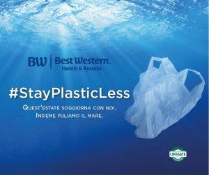 Best Western: chi soggiorna negli hotel contribuisce a pulire il mare