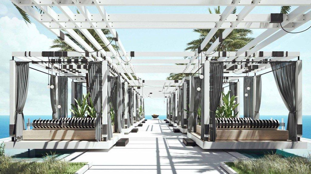 Bless Hotel Ibiza, il ristorante stellato Etxeko conquista i palati più fini