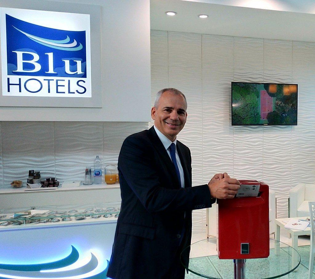 Blu Hotels festeggia i suoi 25 anni a Ttg Incontri