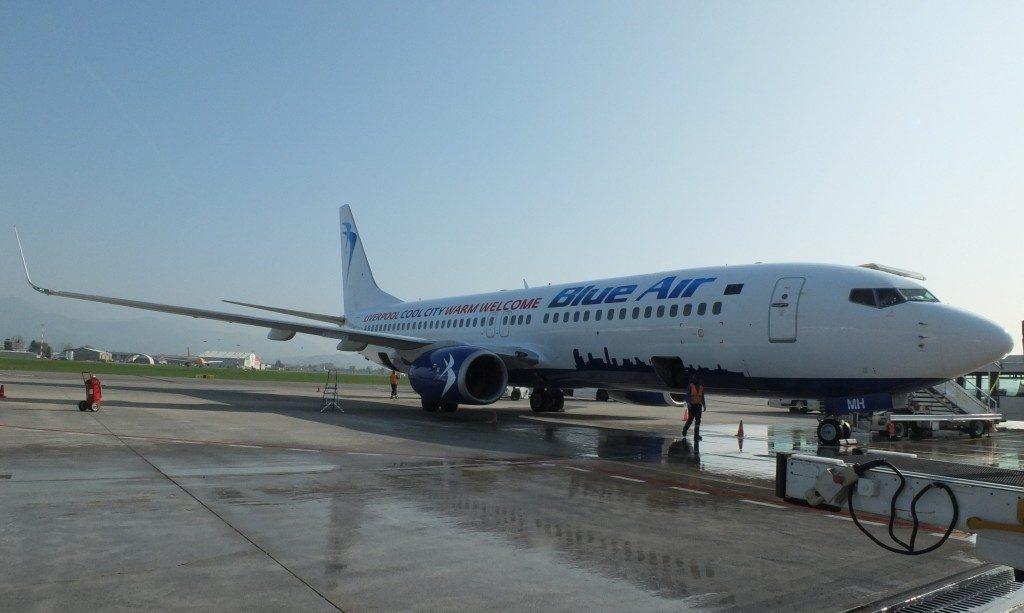 Blue Air aprirà il 16 giugno la nuova rotta stagionale Verona-Iasi