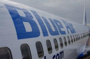 Blue Air raddoppia a marzo il volo Torino-Stoccolma