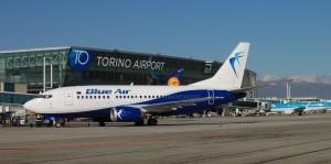 Blue Air potenzia i voli da Torino a Napoli fino a 16 a settimana