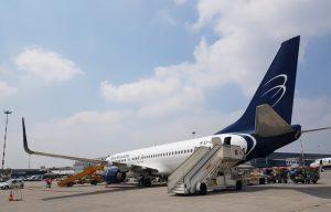 Blue Panorama è il terzo vettore italiano per passeggeri trasportati