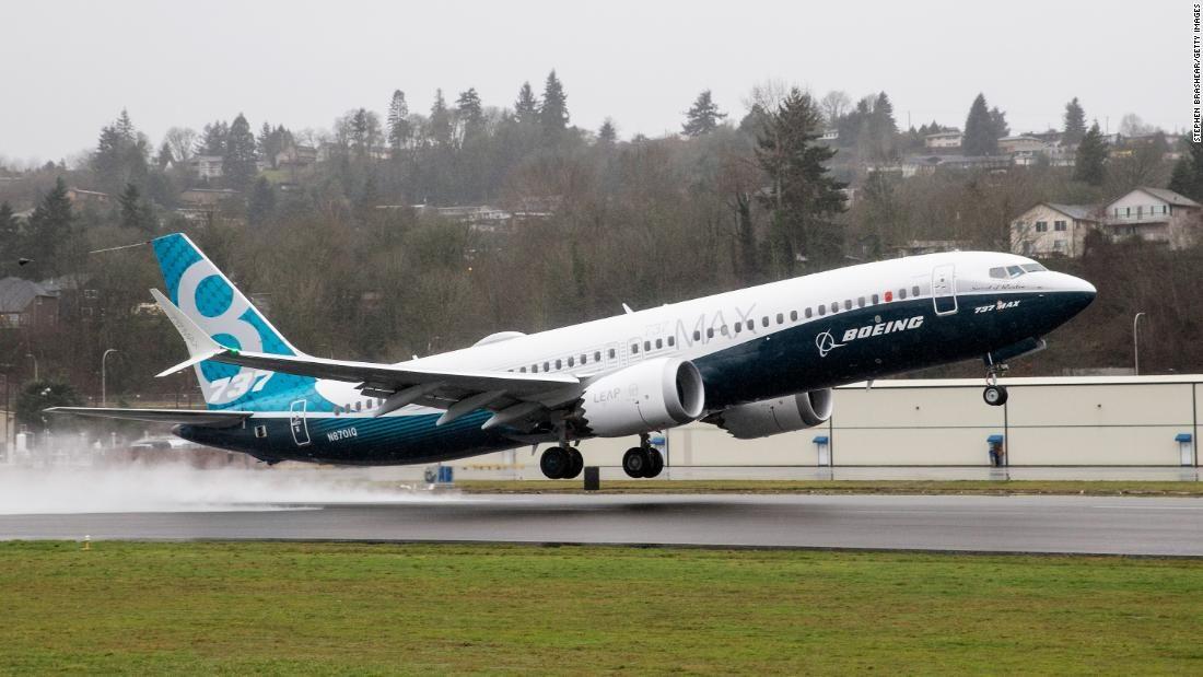 Incidente Ethiopian Airlines: Boeing annuncia un aggiornamento del software
