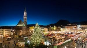 """Vino & Avvento"" a Bolzano tra mercatini e cantine aperte"