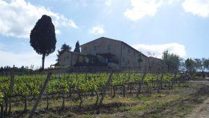 Borgo del Cabreo, degustazioni ed itinerari nel Chianti Classico