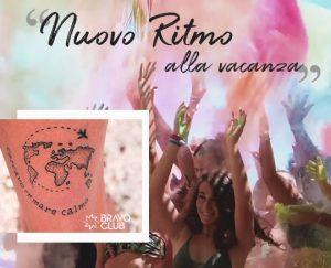 I Bravo Club inaugurano l'estate sulle note di Amore e Capoeira