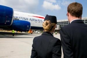 British cancella solo l'1% dei voli a causa dello sciopero