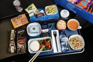 British Airways: investimento milionario per il catering della World Traveller