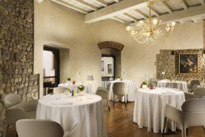 Brunelleschi hotel: una stella Michelin per il ristorante Santa Elisabetta
