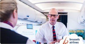 Brussels Airlines: a bordo 98 nuovi assistenti di volo