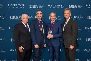 """Davide Catania, Alidays travel experience, ancora una volta nel """"Chairman's Circle"""" del turismo americano"""