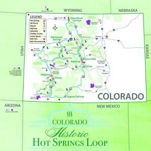 """Colorado: il piacere inaspettato delle acque termali del """"CHHSL"""""""