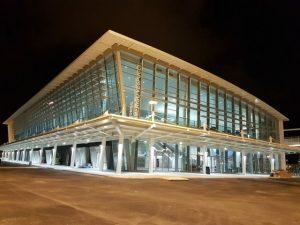 """Inaugurato a Civitavecchia il terminal crociere """"Amerigo Vespucci"""""""