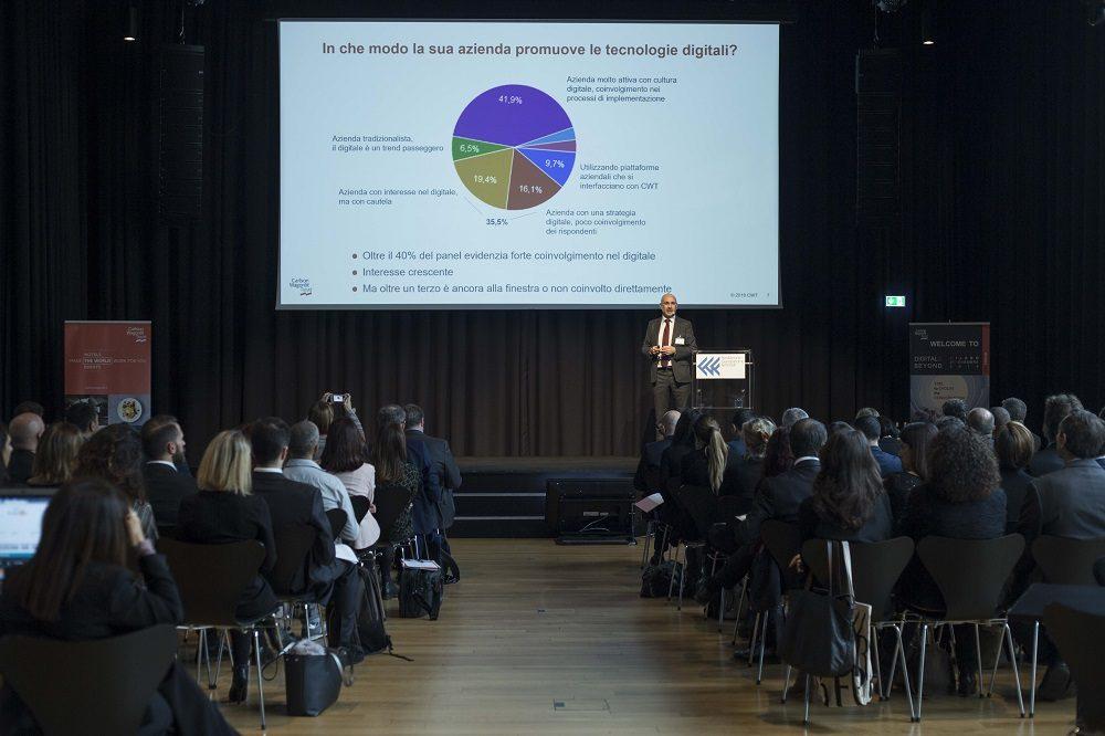Cwt: le aziende sono fiduciose nei confronti dell'innovazione digitale