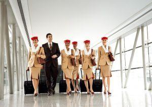Emirates seleziona personale di bordo in cinque città italiane