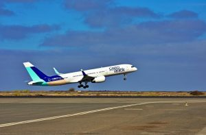 Cabo Verde Airlines sigla una partnership con Africa World Airlines