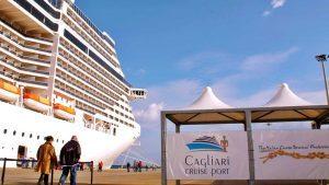 A Cagliari nel 2019 meno navi da crociere.  Meno 26% di pax rispetto al 2018