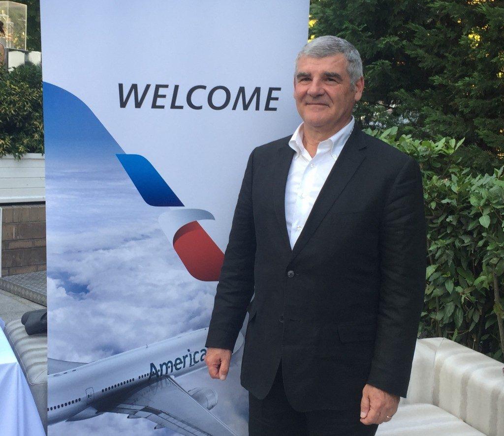 American Airlines a fianco del trade celebra a Milano il 4 luglio