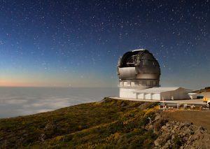 Isole Canarie, la Palma destinazione top per l'astroturismo