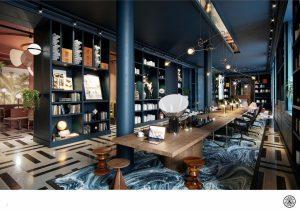 Canopy by Hilton aprirà la propria seconda struttura parigina nel quartiere Latino