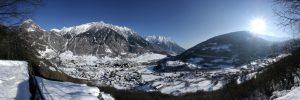Il meglio dell'inverno in Canton Ticino: dal trekking con i lama allo sci