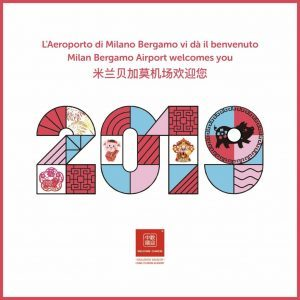 Aeroporto Milano Bergamo: campagna di comunicazione con Welcome Chinese