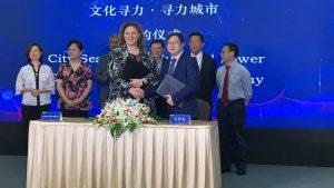 Life Beyond Tourism, il made in Italy in Cina per rafforzare la rete mondiale
