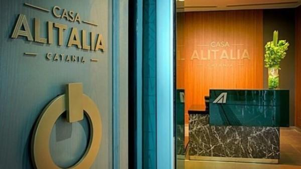 Alitalia manterr aperta la sala vip di catania fontanarossa for Piani casa a trave aperta