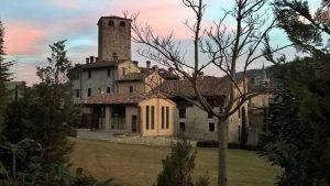 Il Castello Malaspina di Varzi promuove l'Oltrepò Pavese alla Bit