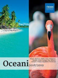 Eden Viaggi presenta il nuovo catalogo Oceani