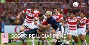 La Rugby World Cup debutta in Giappone: ecco gli itinerari per scoprire il Paese