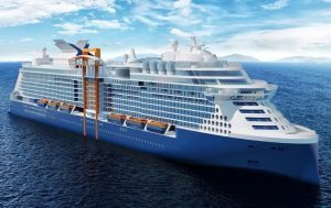 "Celebrity Cruisee presenta ""the grand plaza"" a bordo di Celebrity Edge"