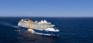"""Celebrity Cruises, pacchetto """"volo e crociera"""" per salire sulla Celebrity Edge"""