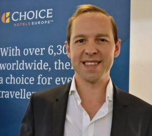 Choice Hotels, Andrius Remeikis nuovo direttore corporate sales Europe