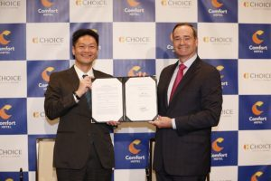Choice Hotels punta ad aprire oltre 30 nuovi hotel in Giappone