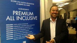 Norwegian Cruise Line lancia le crociere Premium All Inclusive sul mercato italiano