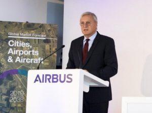 Il Forecast Airbus per i prossimi 20 anni: necessari 39.000 nuovi aeromobili