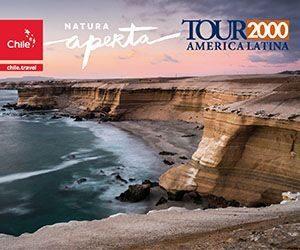 Tour2000AmericaLatina, campagna online per promuovere il Cile