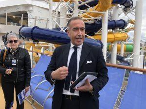 Royal Caribbean, Ciprietti: «Un 2018 denso di novità»