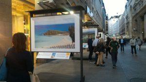 Arrivi record a Cipro, l'ente inaugura una mostra fotografica a Milano