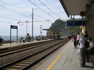 5 Terre Express, Trenitalia e regione Liguria insieme per supportare il territorio