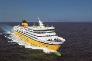 Corsica Sardinia Elba Ferries cresce ed investe sul green