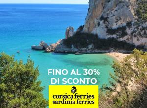 Corsica Sardegna Elba Ferries, sconti per chi prenota entro il 1° luglio