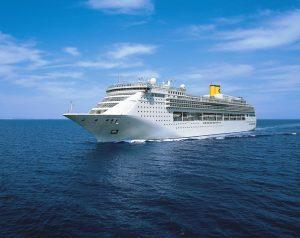 Costa Crociere riposiziona Costa Victoria nel Mediterraneo